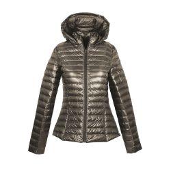 Lhotse 8516 m - BUNNY - DOUDOUNE VESTE DUVET. Doudoune Femme LHOTSE 8516 m. Tissu : 100% nylon. Rembourrage : 90% duvet, 10% plume. Poids moyen duvet : 108 gr. Down jacket