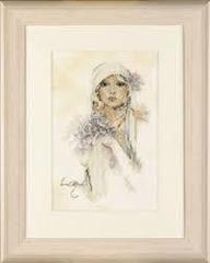 Lanarte Девушка с сиренью (Lady With Lilac Flowers), 2500 рублей