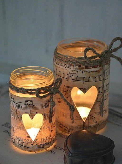 25+ Adorable DIY Mason Jar Crafts