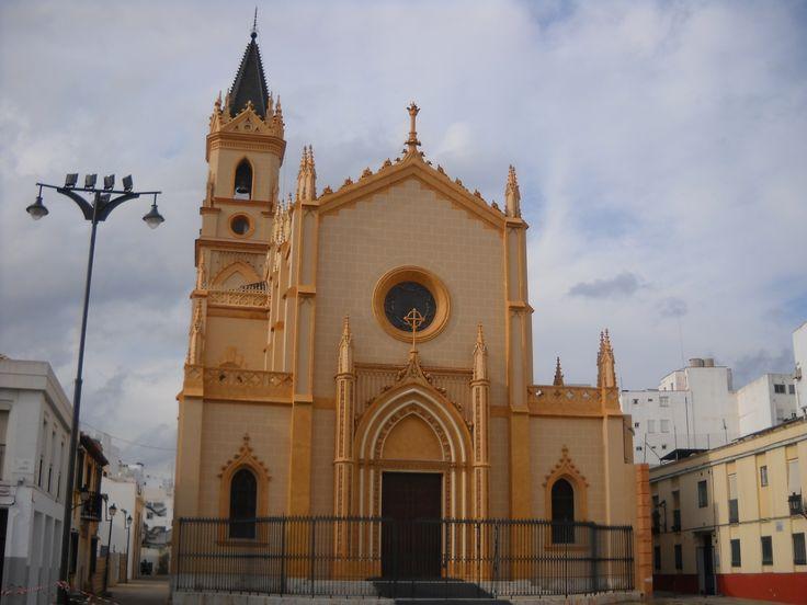 iglesia | Description Iglesia de San Pablo Málaga.jpg