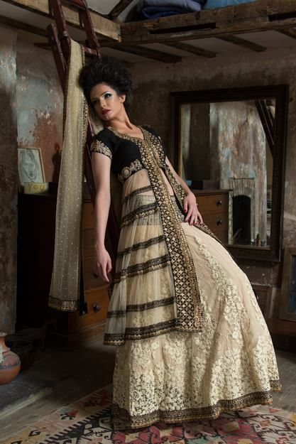 Sabyasachi for Asiana Magazine Summer 2013  #sabyasachi #indianbride #couture