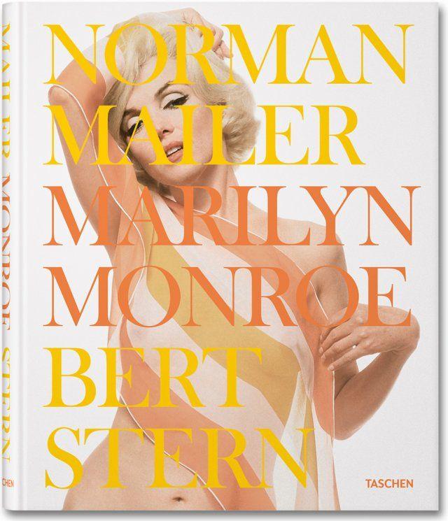 Norman Mailer/Bert Stern: Marilyn Monroe. Trade edition. TASCHEN Books