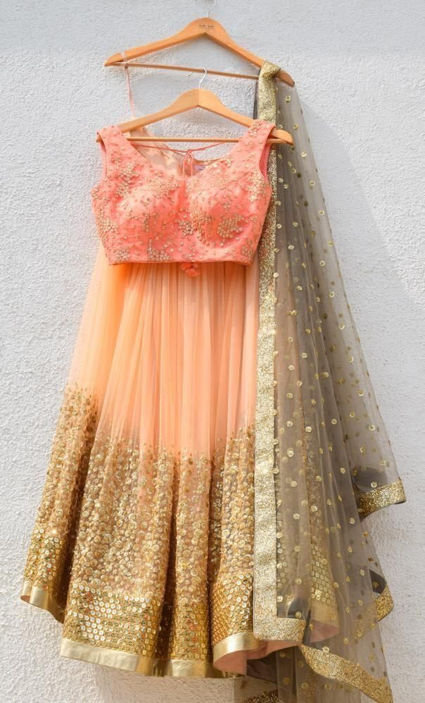 6dcfca0fde eBay #Sponsored Actual Pic Lengha Choli Indian Party Wear Lehenga Lengha  Choli Pakistani Sary 00