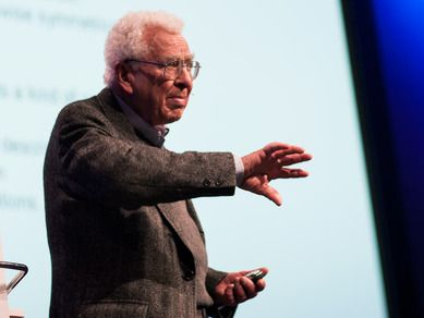 TED Link: Murray Gell-Mann: Beauty, truth and ... physics? | Video on TED.com