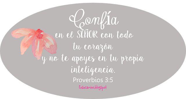 En su camino.: Proverbios 3 más que una bendición