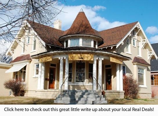 Real Deals Home Decor In Springville 101 East 200 South Springville Ut