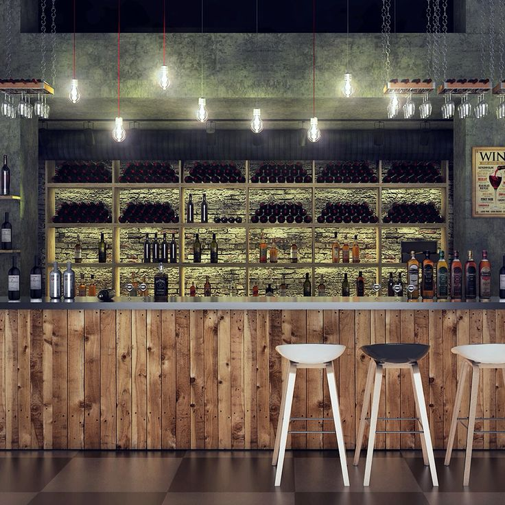 Industrial bar style Indonesia, jakarta beer lounge, kemang