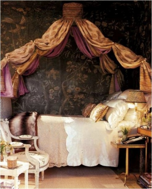 Moroccan Canopy Bed 105 best bed nooks images on pinterest | architecture, spaces and