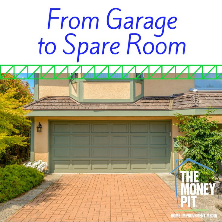 Garage Conversion Ideas Costs And Designs: 1000+ Ideas About Garage Room Conversion On Pinterest