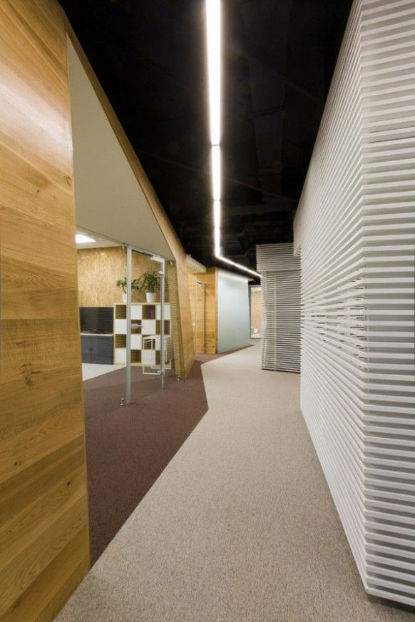 Yandex-Yekaterinburg sharp shapes architectural style