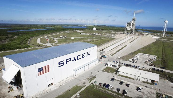 Launch Complex 39A Horizontal Integration Facility