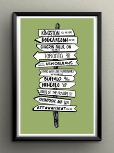 Tragically Hip inspired | Poster | Print | Home Interior | 11x17 by BlackDogWorkShopUSA on Etsy https://www.etsy.com/listing/287673763/tragically-hip-inspired-poster-print
