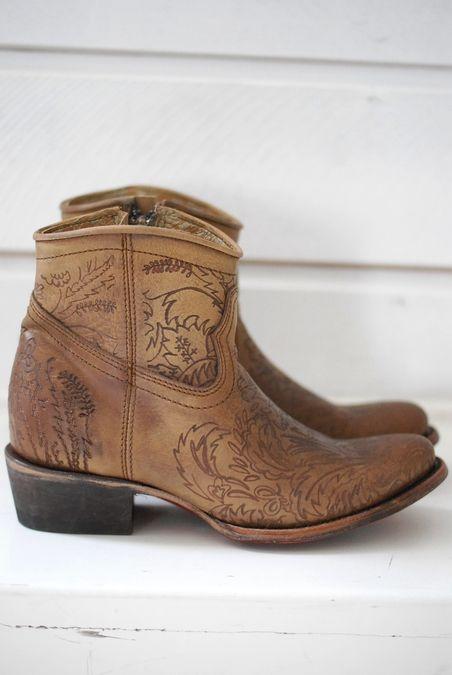 Biskopsgården - CUADRA - TUXPAN BOOTS - CALF COGNAC