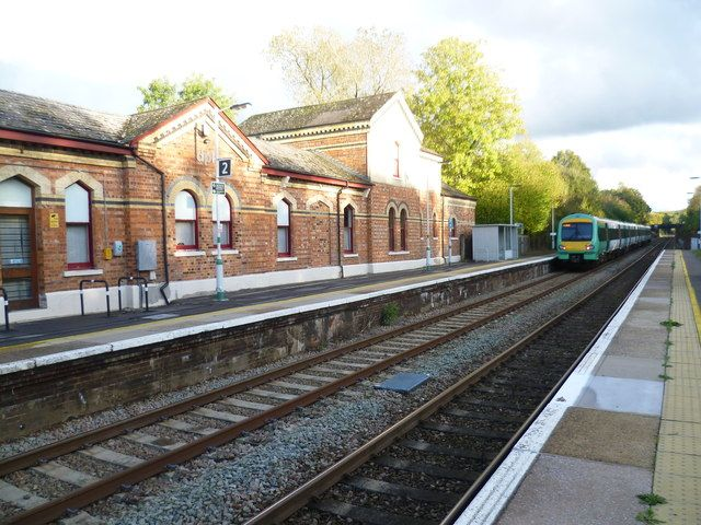 Hever Railway Station (HEV) in Hever, Kent