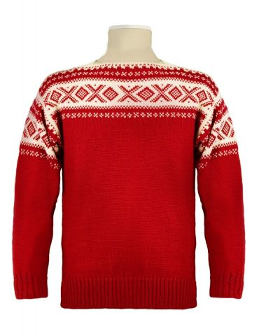 Norwegian hand-made sweater