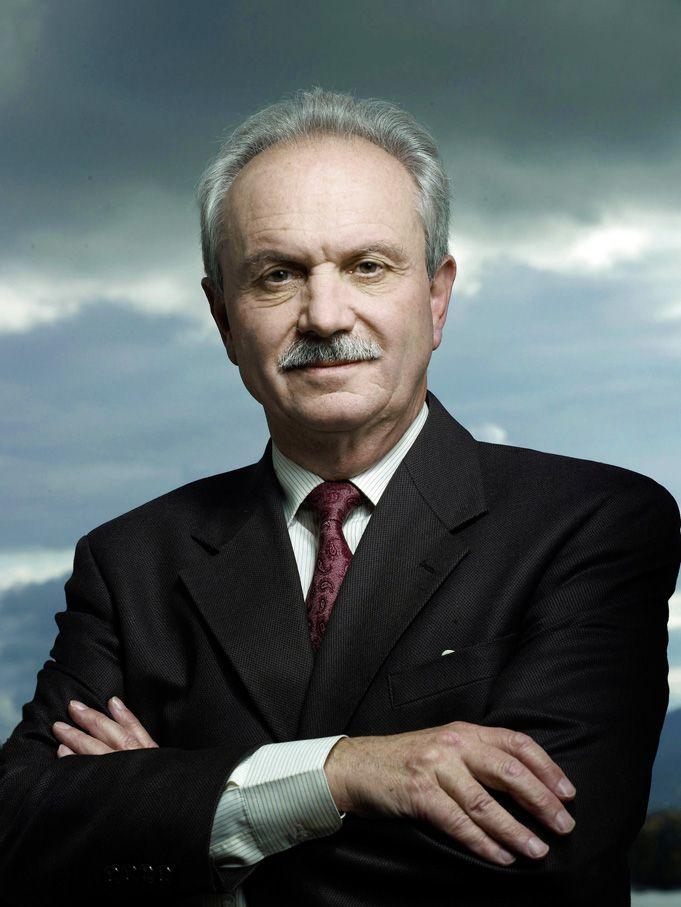 Jean-Pierre Roth siège aux conseils de Nestlé, Swatch Group et Swiss Re. © Dominic Büttner/pixsil.com