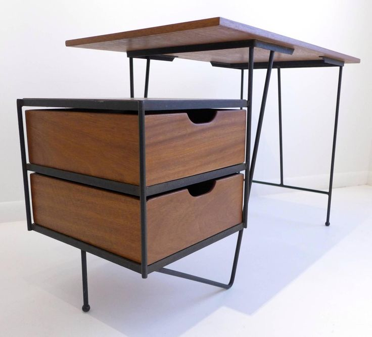Mid Century Retro Vintage Writing Desk Secretaire By Vista | Pinned By 360  Modern Furniture