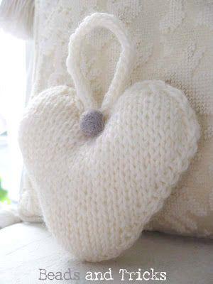 cuori a maglia