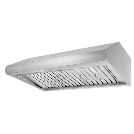Thor Kitchen 36 inch Professional Under Cabinet Range Hood with Anti-Fingerprint Finish, Stainless Steel