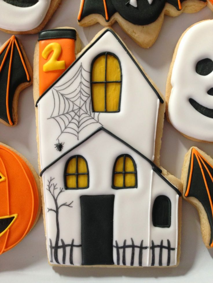oh sugar events halloween - Halloween Cookies Decorating Ideas