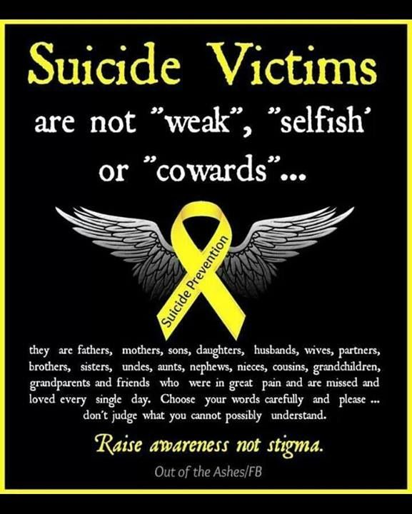 Suicide Quotes Inspirational: For Family Of Suicide Quotes. QuotesGram