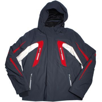 MAN SKI JACKET WITH HOOD