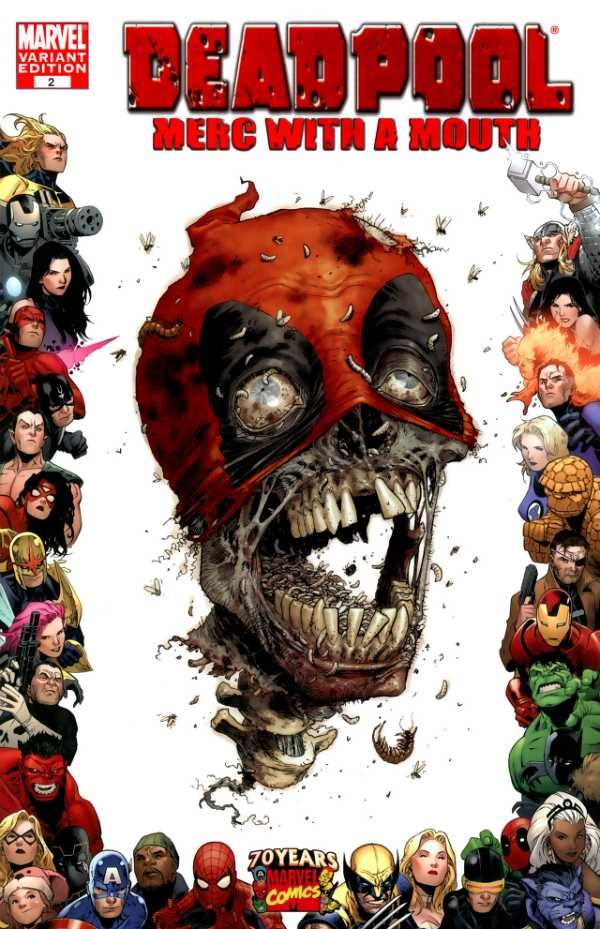 """10 Best images about Comics Covers Marvel """"Deadpool"""" on ..."""