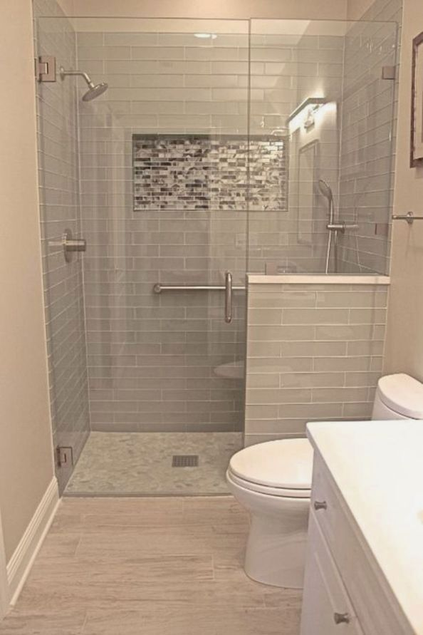 30 Most Popular And Amazing Bathroom Design Ideas For 2019 Bathroom Remodel Shower Small Bathroom Bathrooms Remodel