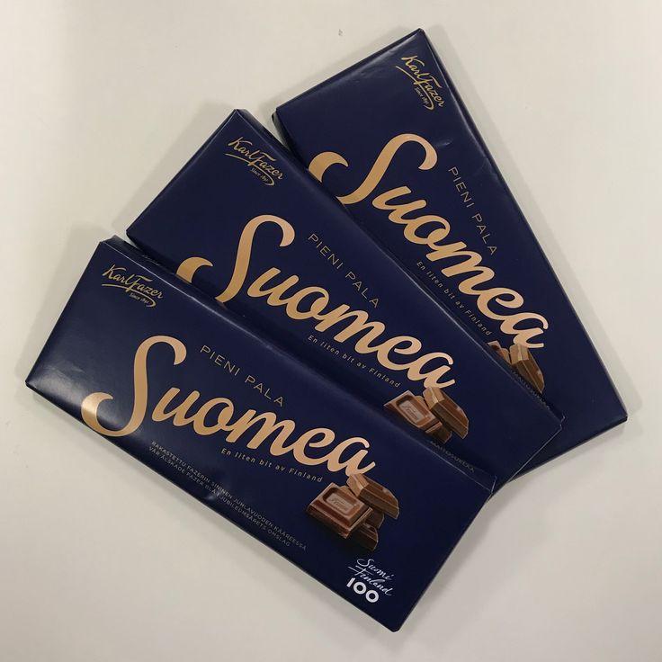 Makeaa palautetta. Kiitos! #suklaa