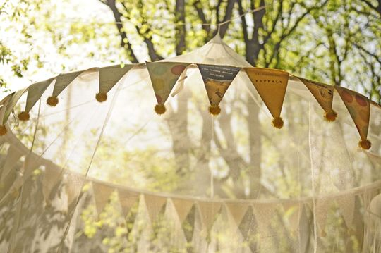 mosquito net for food table...