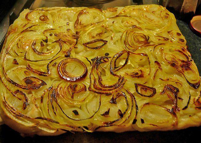 .....profumi e colori .....: Focaccia rovesciata e pizza Bonci