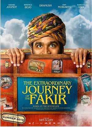 Download Film The Extraordinary Journey Of The Fakir 2018 Bluray