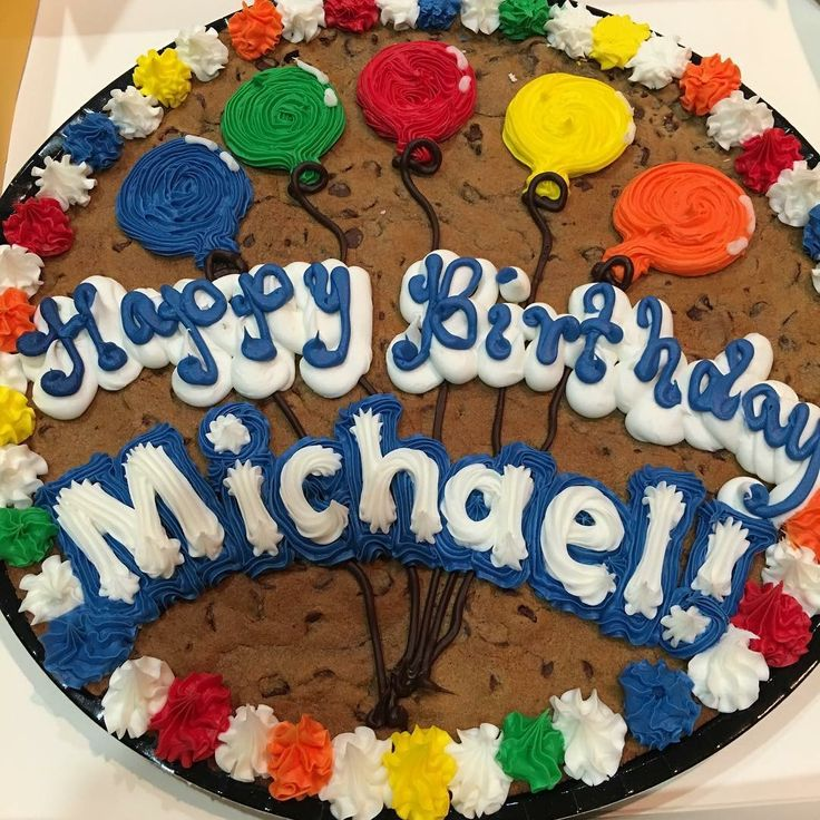 109 Best Giant Cookie Designs Images On Pinterest