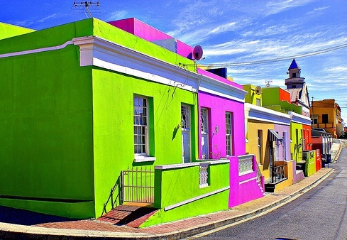 The Bo-Kaap is an area of Cape Town, South Africa formerly known as the Malay Quarter. It is quintessentially a Township, situated on the slopes of Signal Hill above the city centre and is an historical centre of Cape Malay culture in Cape Town. Bo-Kaap is traditionally a multicultural area, rich in history and situated on the slopes of Signal Hill. The area is known for its romantic cobble stoned streets and brightly coloured buildings.