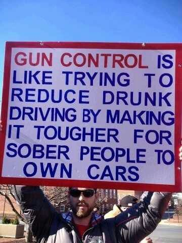 Gun Control to Major Tom