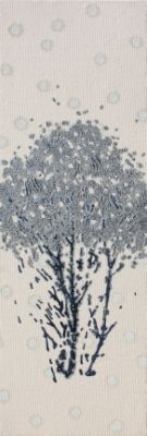 plastic tree / 2010 / 25.0 x 75.0 cm (9.8 x 29.5 inch)