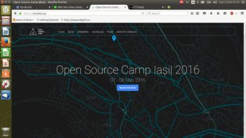 Open Source Camp 2016 http://www.agora.ro/stire/open-source-camp-2016