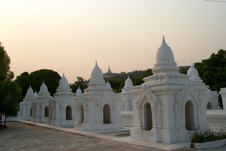 #Kuthodaw #Pagoda #Myanmar