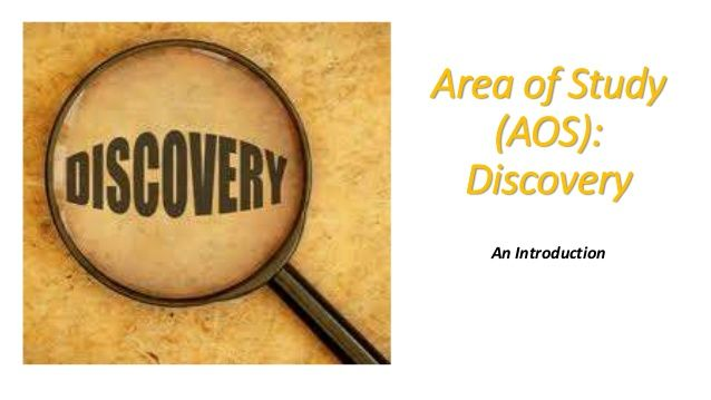 Click through for a slide show that unpacks the Area of Study: Discovery rubric and includes creative writing prompts and exercises. Created by Rachel Linnenlucke.