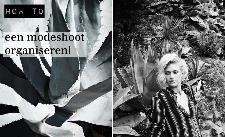 Photography Tip: Een mode shoot op locatie organiseren!