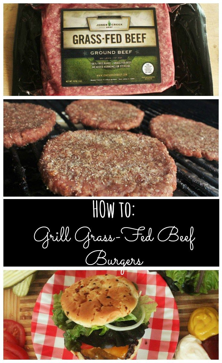 How To Grill Grass Fed Beef Burgers Grass Fed Beef Burgers Grass Fed Beef Recipes Grass Fed Burgers Recipe