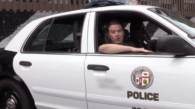 Cop Pull Over Prank