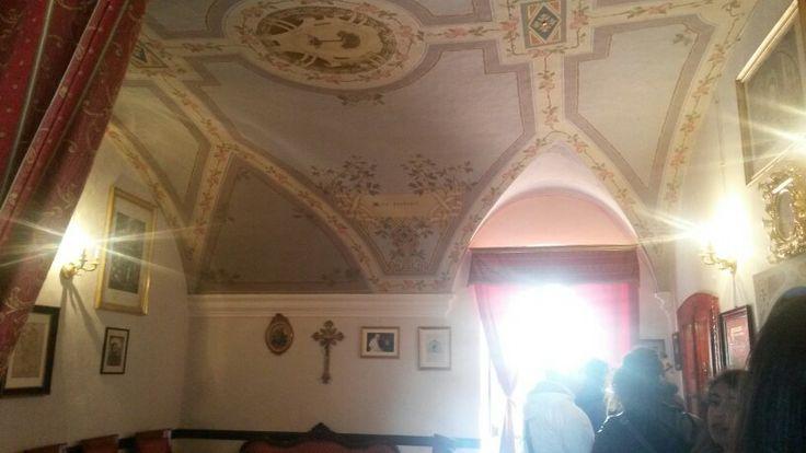 #invasioniOR14 -sala rossa Seminario #Oristano #invasionidigitali