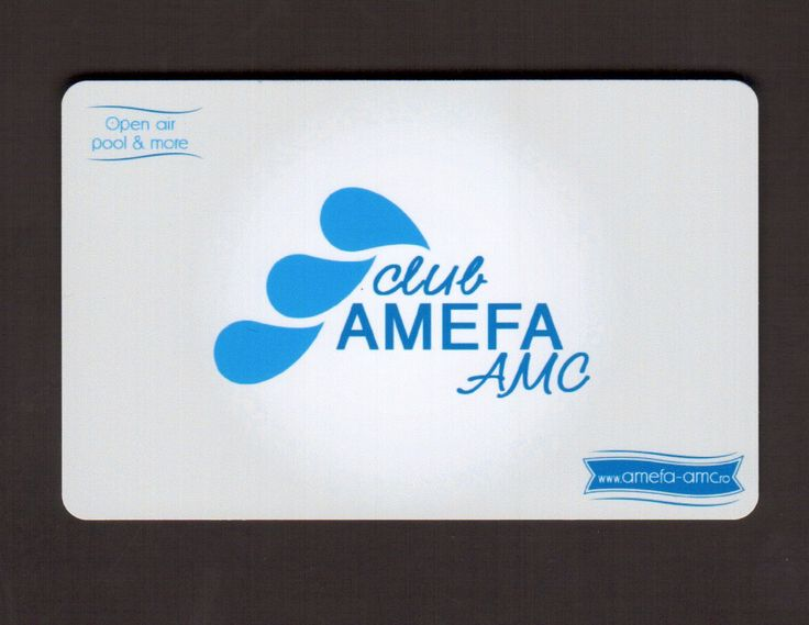Access cards design made for a new Open-Air Pool Club