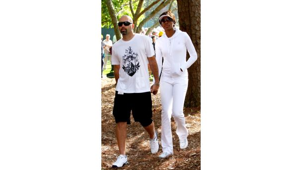 Mix-n-Match: Interracial Celebrity Couples | Venus Williams and Hank Kuehne
