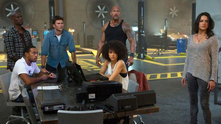 Box office: 'Furious' passes $1B, 'Latin Lover' surprises #Entertainment_ #iNewsPhoto