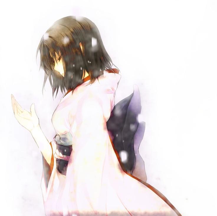 Ryougi Shiki