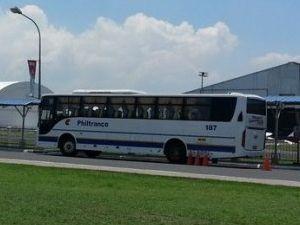 Buses from Diosdado Macapagal Clark International Airport to Manila - AsiaHopping.com