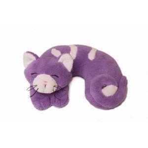 Noodle Head Travel Buddies Cat Neck Pillow