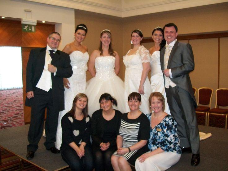 Chesford Grange Wedding Fayre - 2013